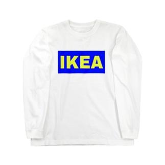 IKEA__world Long sleeve T-shirts