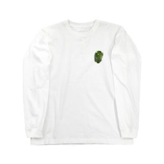 ピーマン Long sleeve T-shirts
