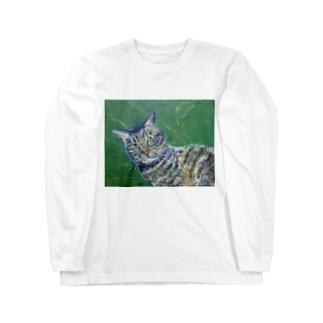 いぶし銀 Long Sleeve T-Shirt