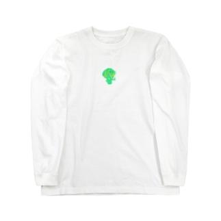 パセリに任セロリ Long sleeve T-shirts