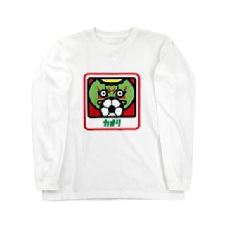 パ紋No.3020 カオリ Long sleeve T-shirts