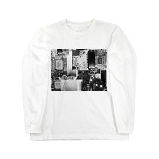 基盤 Long sleeve T-shirts