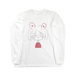 彼女ちゃん Long Sleeve T-Shirt