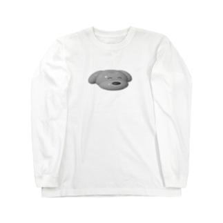 犬の思い出 Long Sleeve T-Shirt