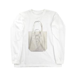 Bag In Bag Long sleeve T-shirts