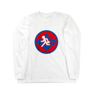 パ紋No.3029 日本ネット Long sleeve T-shirts