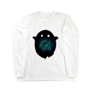 ツノナシ Long sleeve T-shirts
