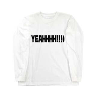 YEAHHHH!!!! Long sleeve T-shirts