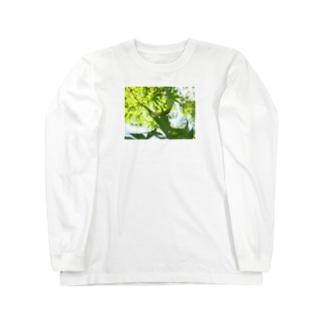 タケコプター♫ Long sleeve T-shirts