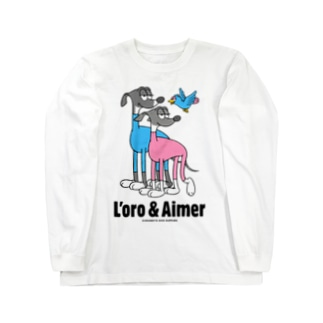 Lolo&almerさん専用 Long Sleeve T-Shirt