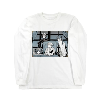 女スパイの作戦会議 Long Sleeve T-Shirt