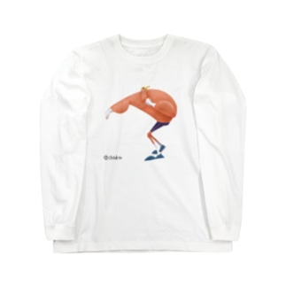 マッチョ Long sleeve T-shirts