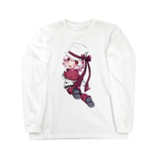 白野おぷち Long sleeve T-shirts