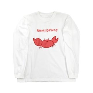 カニデンス Long Sleeve T-Shirt