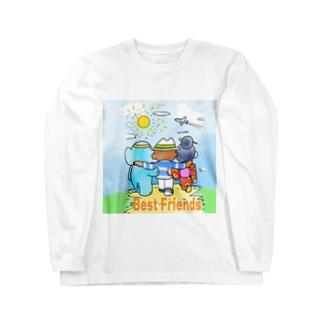 Best Friends Long sleeve T-shirts