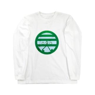 パ紋No.3048 晃 Long sleeve T-shirts