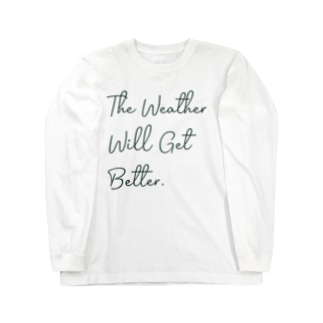 The Weather Long sleeve T-shirts