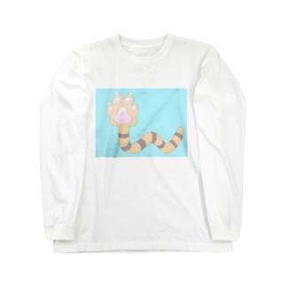 深海猫 Long sleeve T-shirts
