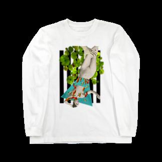 minorysの夏がこぼれる Long sleeve T-shirts