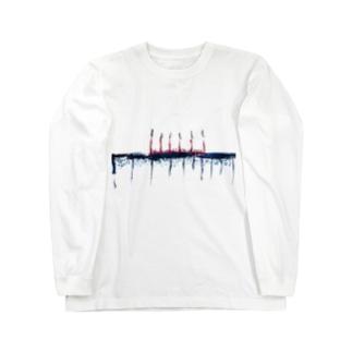 虚無  ロングスリーブTシャツ Long sleeve T-shirts