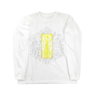 電子線路靈符 Long Sleeve T-Shirt