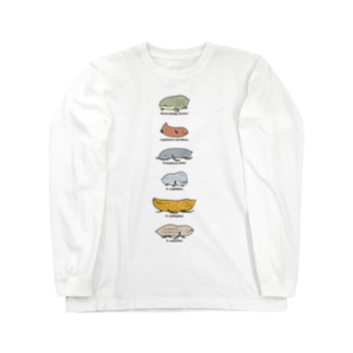 Fish or Newt? (reprise) Long sleeve T-shirts