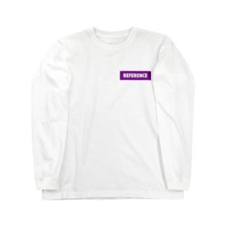 [REFERENCE] Box Logo Long sleeve T-shirts