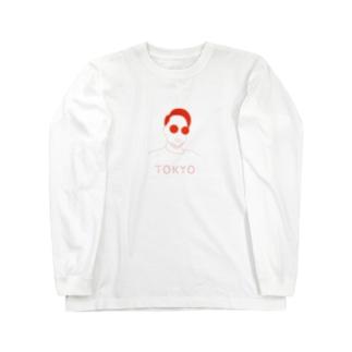 Hiroko💐のナイスガイインTOKYO Long Sleeve T-Shirt