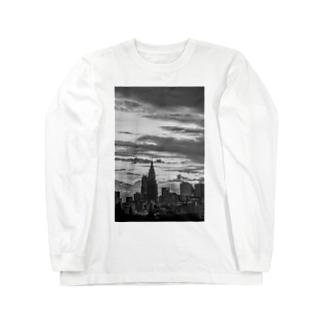 Tokyo2 Long sleeve T-shirts