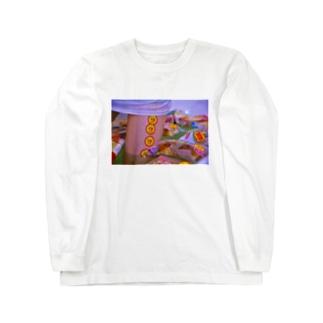 売れ残り Long sleeve T-shirts