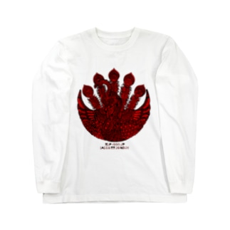SCP-444-JP(SCP Foundation)ファングッズ Long sleeve T-shirts