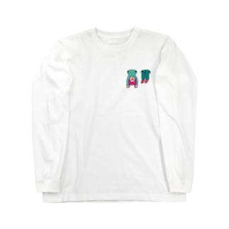 BOY BOY BOY Long sleeve T-shirts