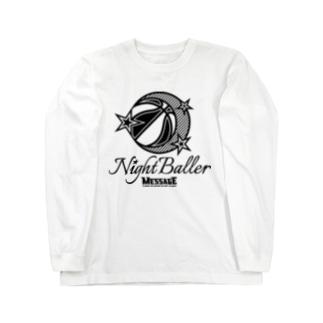 NightBaller Long sleeve T-shirts