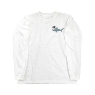 小さいニヤリ! Long Sleeve T-Shirt