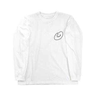 ゆるごめちゃん Long sleeve T-shirts