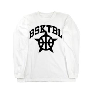 BSKTBL Long sleeve T-shirts