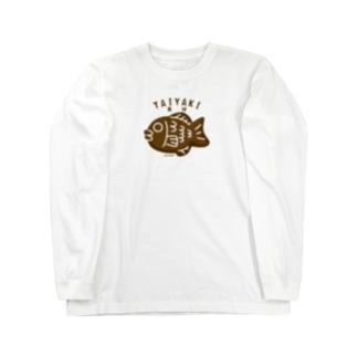 養殖たいやきA Long Sleeve T-Shirt