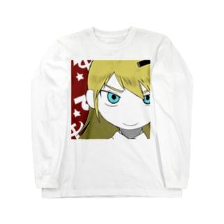 ナターシャ ポミュスキー Long sleeve T-shirts