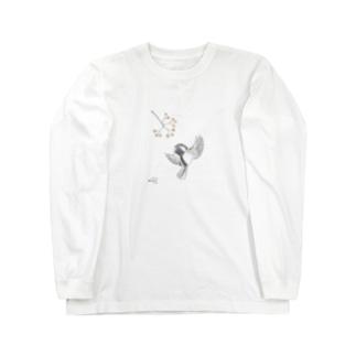 -KARA No.2- Bird call  Long sleeve T-shirts