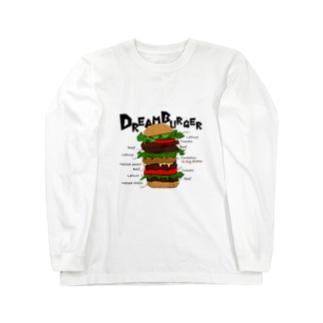 DREAM BURGER Long Sleeve T-Shirt