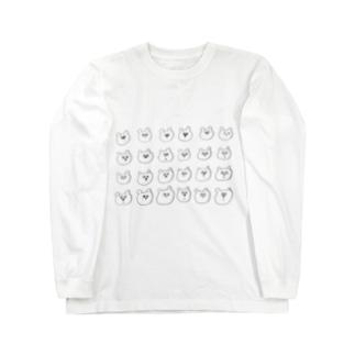 🐻 Long sleeve T-shirts