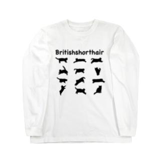 ブリショーTシャツ Long sleeve T-shirts