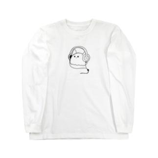 ゆるめん(へっどふぉん) Long Sleeve T-Shirt