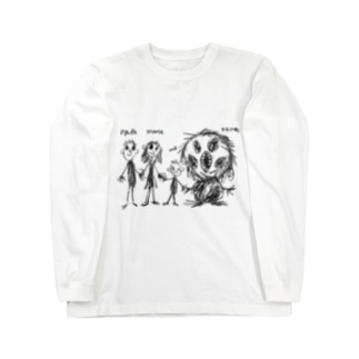 Family &Friends Long sleeve T-shirts