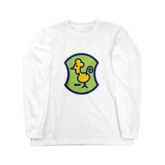 パ紋No.3080 一人 Long sleeve T-shirts