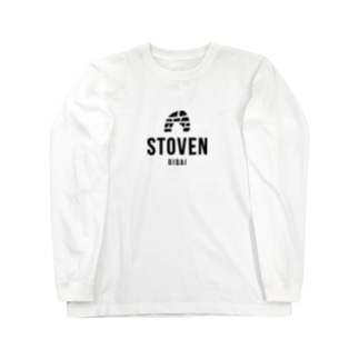 cafe STOVEN Long sleeve T-shirts