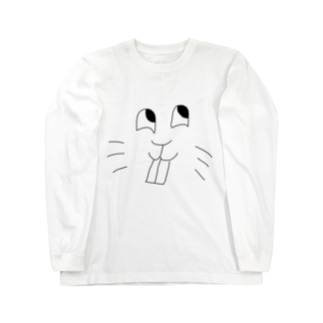 goma_face Long sleeve T-shirts