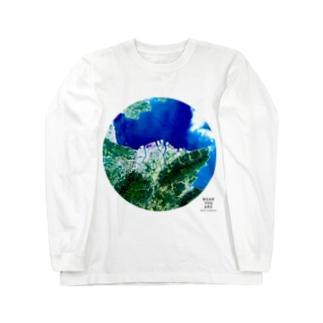 大分県 大分市 ロングスリーブTシャツ Long Sleeve T-Shirt