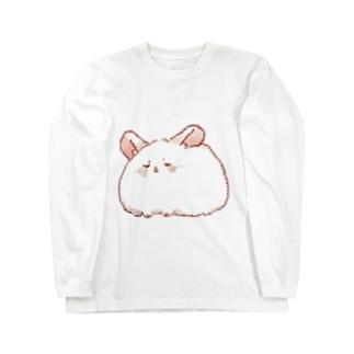 もこもこアンゴラうさぎさん❁⃘*.゚ Long Sleeve T-Shirt