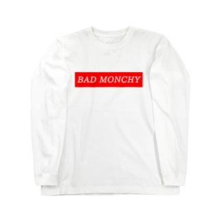 BAD MONCHY Long sleeve T-shirts